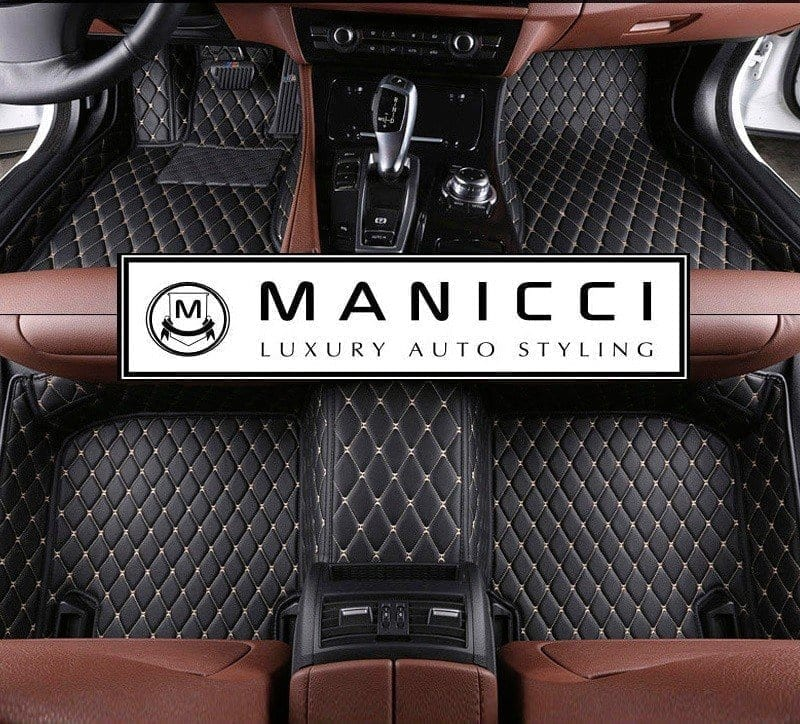 2013 Infiniti Ex Interior: Manicci Luxury Custom Fitted Car Mats
