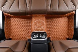 Manicci Luxury Car Floor Mats 2
