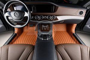 Manicci Luxury Car Floor Mats 3