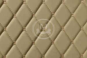 Manicci Luxury Car Floor Mats Beige 7