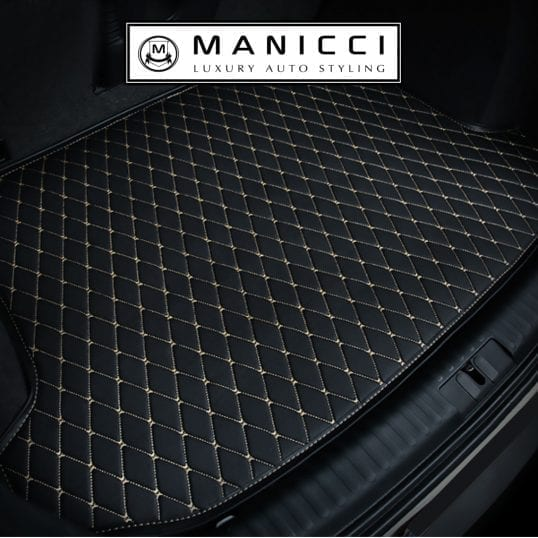 Luxury Custom Made Fitted Car Boot Liner Base Mat