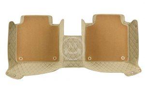 Manicci Luxury Car Floor Mats Premium Beige 3