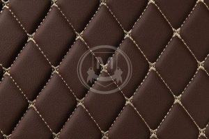 Manicci Luxury Car Floor Mats Premium Dark Brown 2 (1)