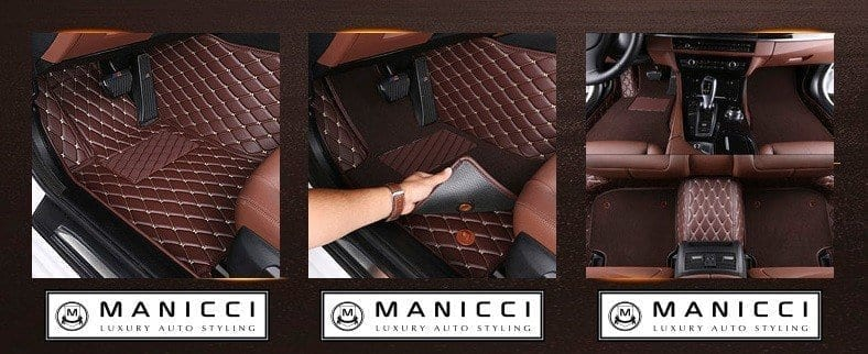 Luxury Custom Fitted Car Mats