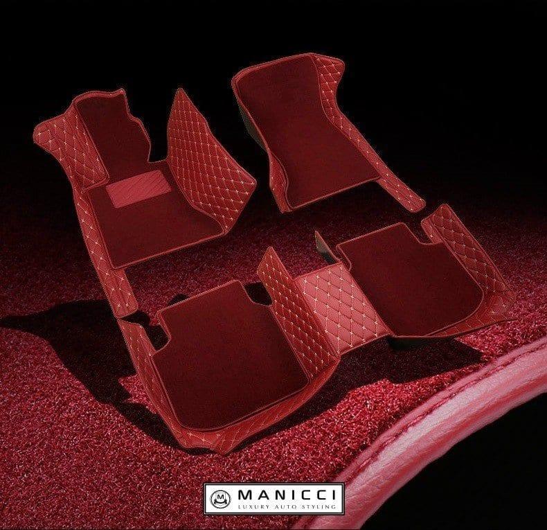 Luxury Custom Fitted Car Mats