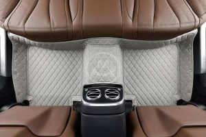 Manicci Luxury Car Floor Mats Grey 2