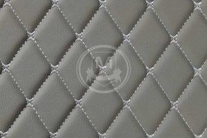 Manicci Luxury Car Floor Mats Grey 7
