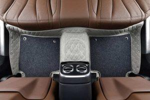 Manicci Luxury Car Floor Mats Premium Grey 7