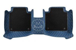 Manicci Luxury Car Floor Mats Premium Blue 5